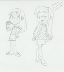 kendall sketches by Rogerbacon