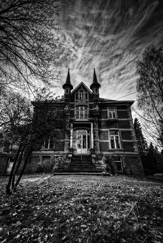 Chateau Moule by Louisrose