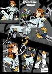 Laureline comic 1 - colored