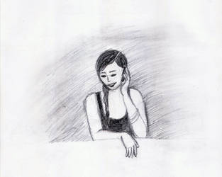 The Girl Next Door by waldyrious