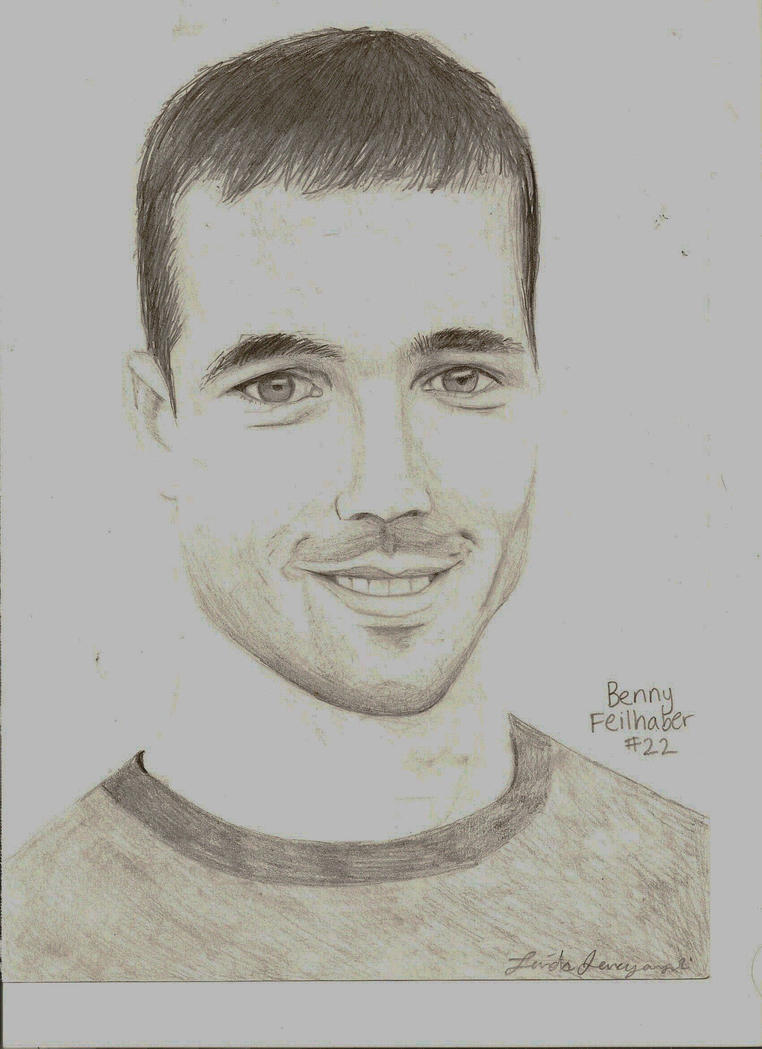 Benny Feilhaber #2 by luckylindy13 on DeviantArt
