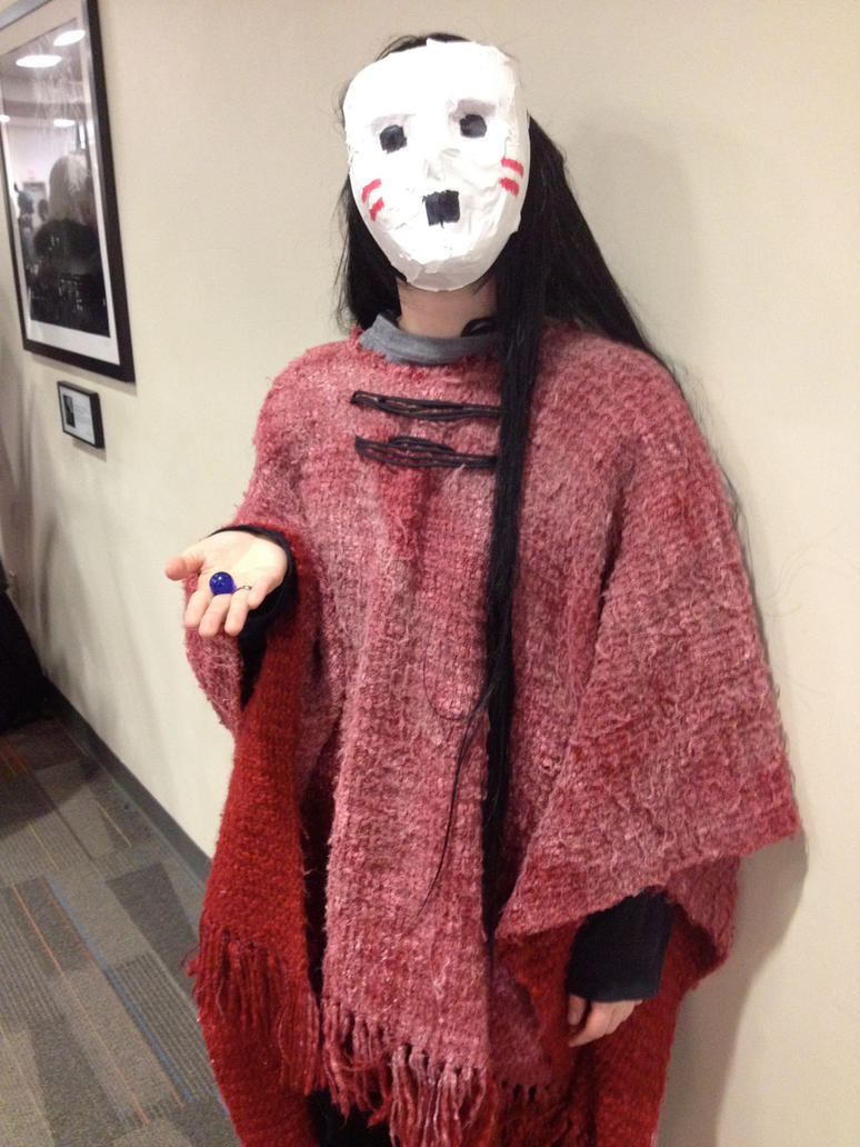 Buddy Cosplay - What this?  Lisa the Painful RPG by ChessiaTrick