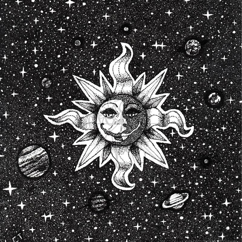 Sun and Moon by ChessiaTrick
