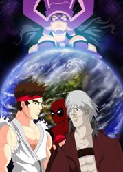 Galacta's Revenge by DivineArtist0421