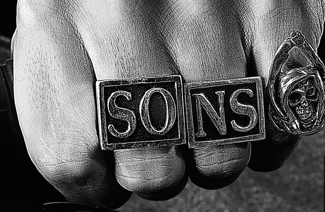 SONS OF ANARCHY JAX FIST by