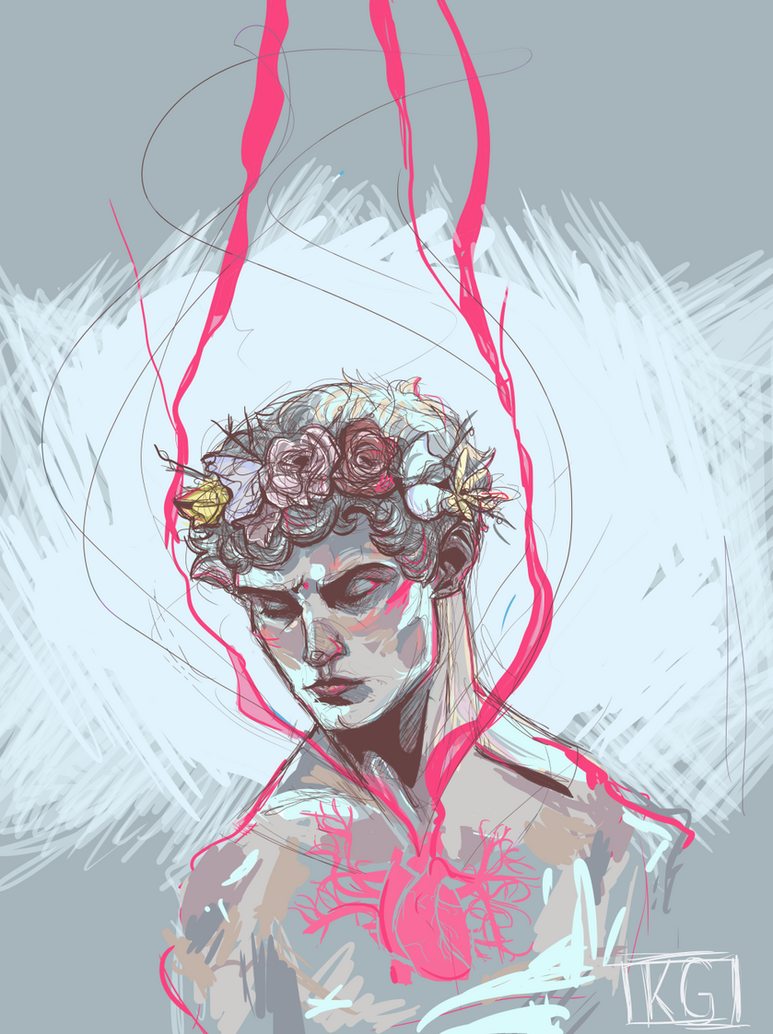 Daniel sharman tumblr flower crown