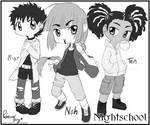 Fanart - Nightschool