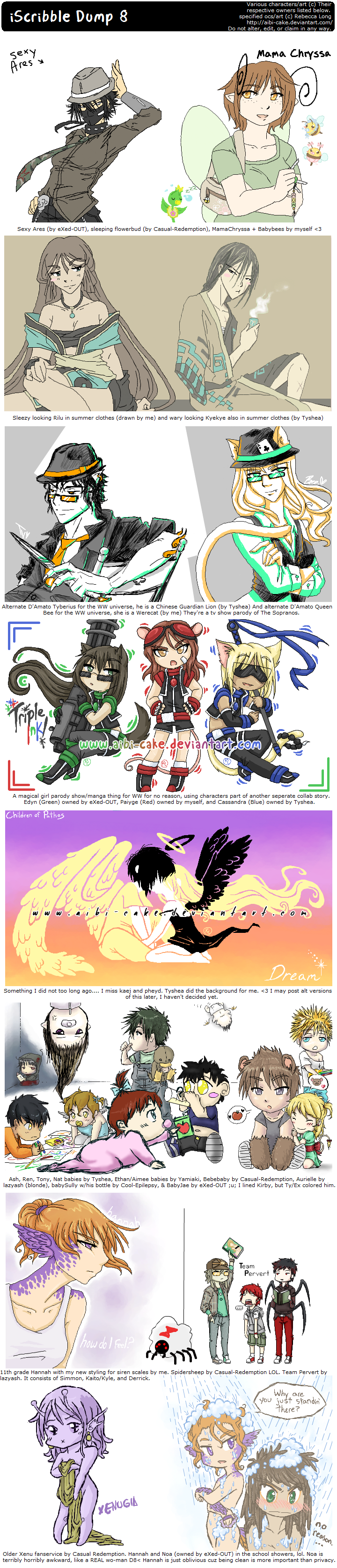 iScribble Dump 8 by Ai-Bee