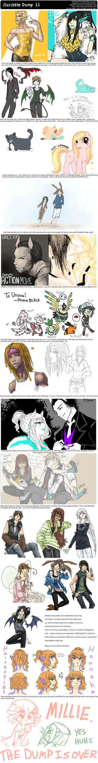 iScribble Dump 11 by Ai-Bee