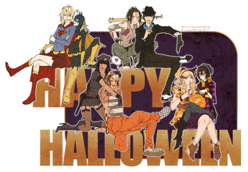PT - Happy Halloween 2011