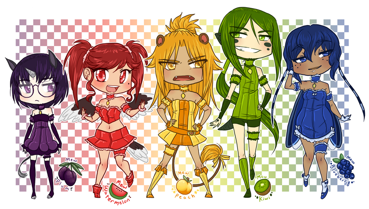 MM - Fruit Parfait! by Ai-Bee