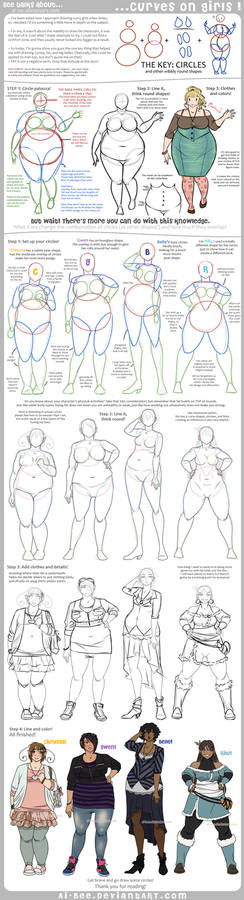 Tutorial - Curves on Girls