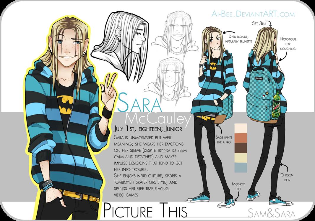 PT- Sara McCauley by Ai-Bee