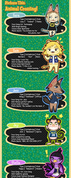 Picture This: Animal Crossing by Beedalee-Art