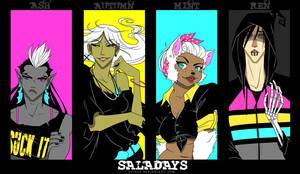 Gift - SalaDays 2013