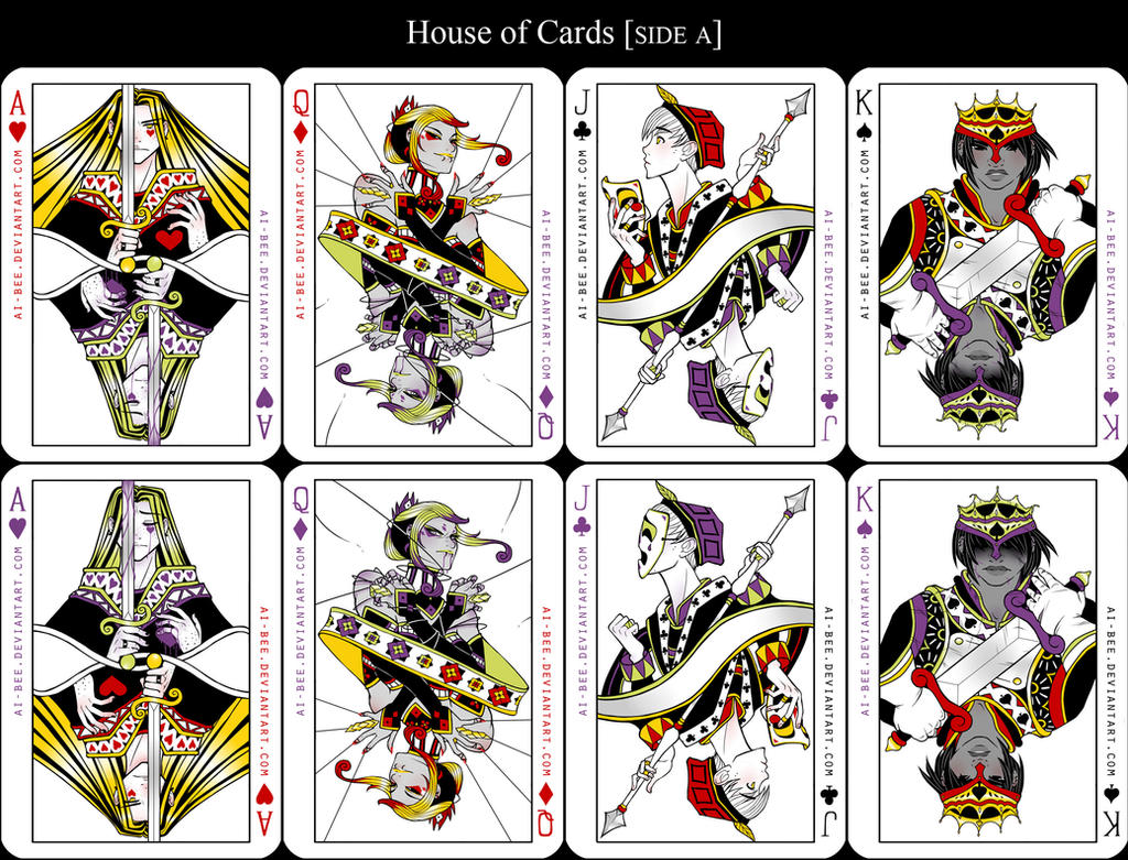 PT - House of Cards [Side A] by Ai-Bee