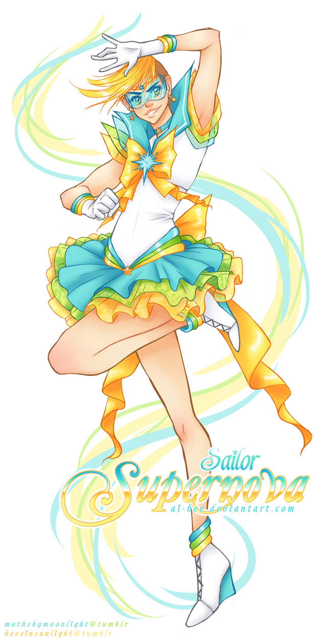 Meme - Sailormoonsona, Sailor Supernova! by Ai-Bee