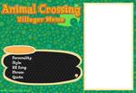Animal Crossing Villager Meme