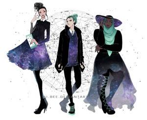 Cosmic Witchcraft