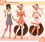 TMM - Mew Grapefruit
