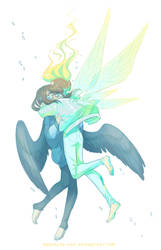 An Open Letter To Myself by Beedalee-Art