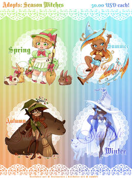 Adopts - Season Witches [SOLD]