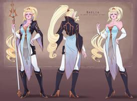 Naelia, of House Bellacour La'Font by Beedalee-Art