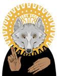 st. wolf by thankyouinternet