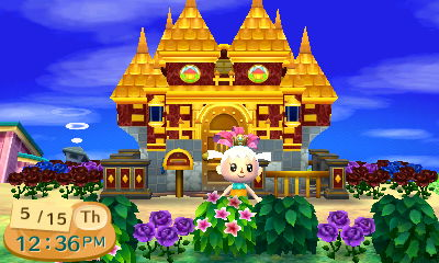 Animal Crossing New Leaf Happy Home Academy Prizes