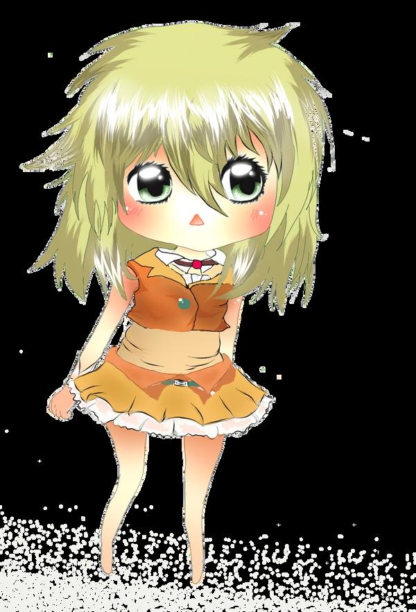 Gumi Chibi by Okamichocolate
