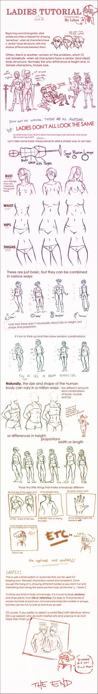 female body tutorial?