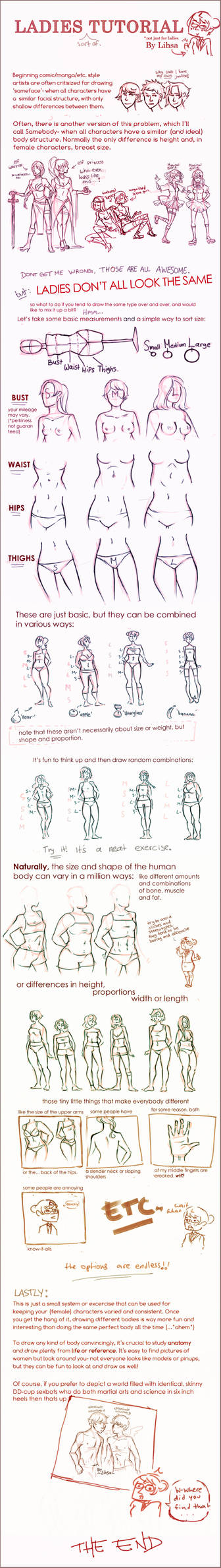 female body tutorial?