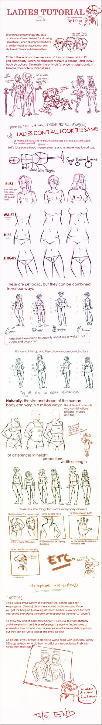 female body tutorial? by lihsa