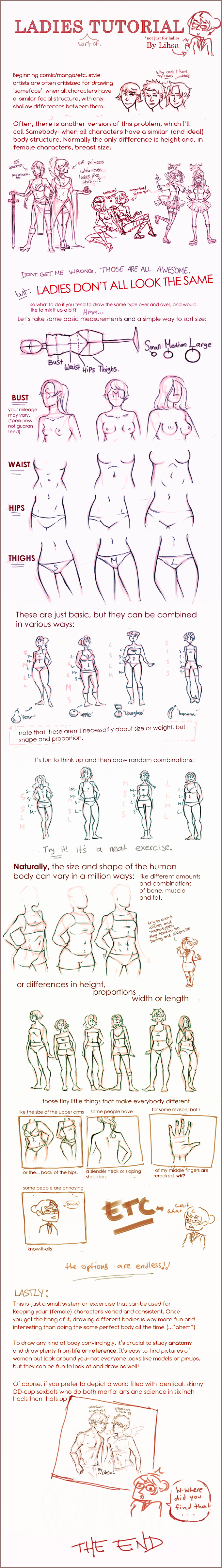 female body tutorial? by lihsa