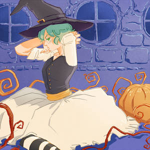 I want to be a witch!
