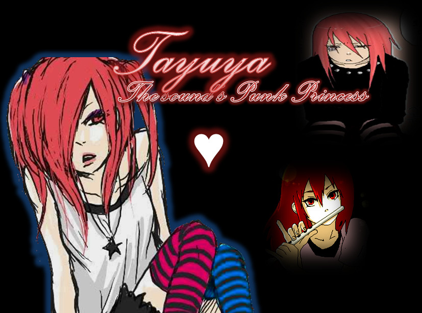 Naruto Tayuya Wallpaper Images &amp Pictures  Becuo