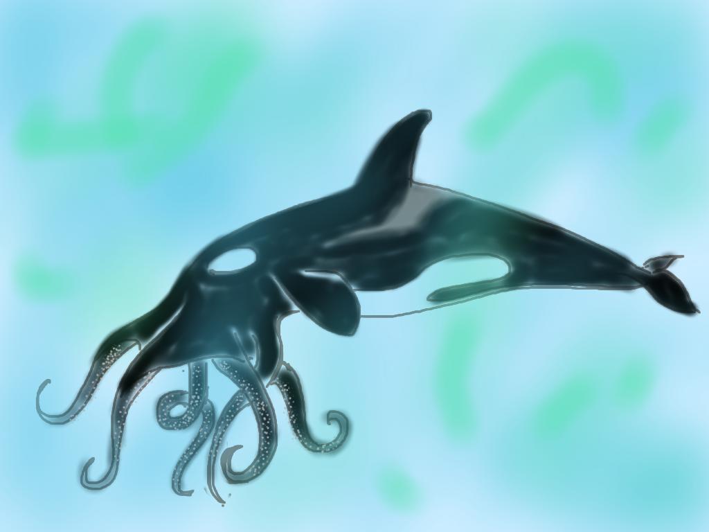 Orctopus by deviAntAllan