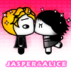 icon jasper and alice by crepusculito