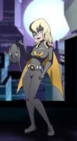 Batgirl Beyond-Melanie Walker