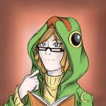 Pokecinoween-A bookworm