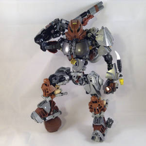 Pohatu, Master of Stone (Pre-redesign) 01