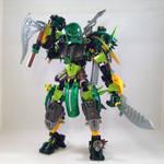Lewa, Master of Jungle (Pre-redesign version) 01