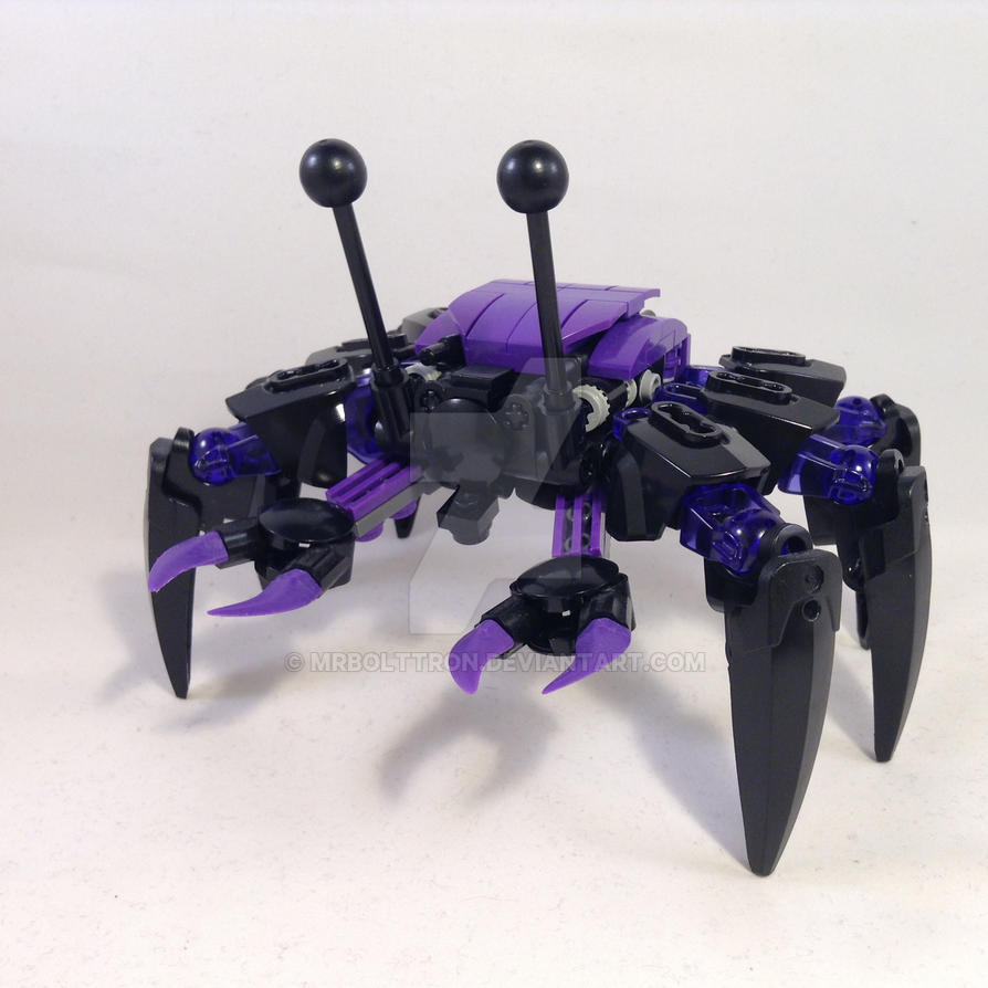 Ussal Crab (2.0) by MrBoltTron