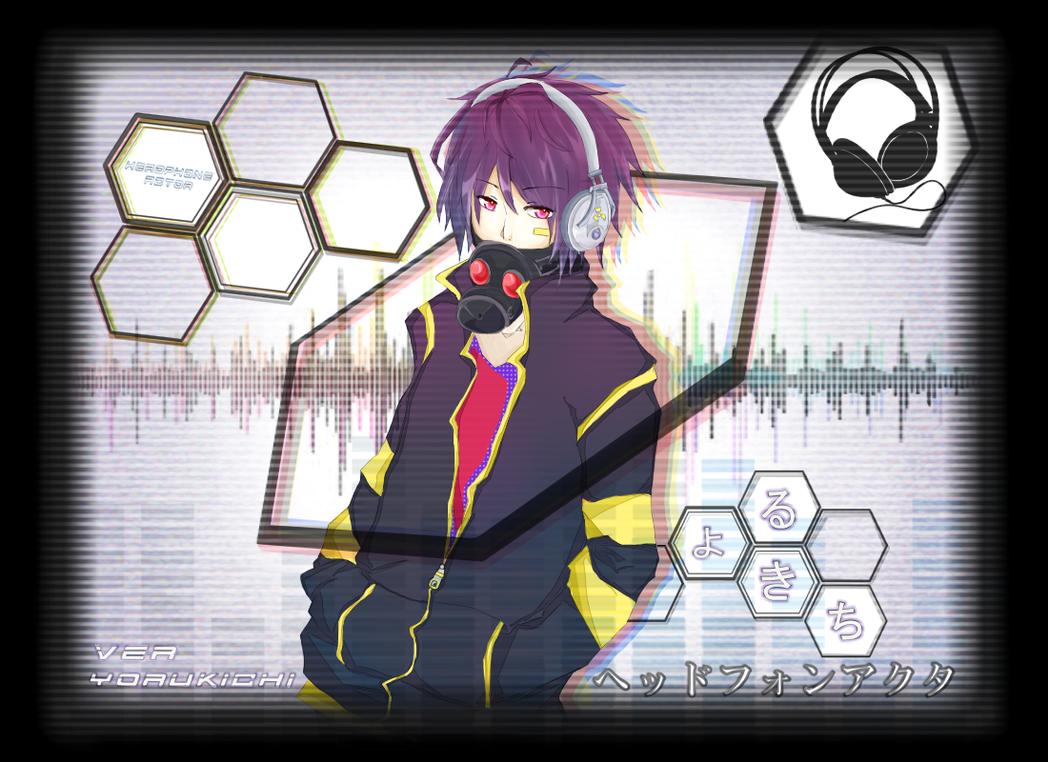 Headphone Actor by skittIess