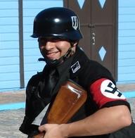 SS.Nazi soldier by VanityKat