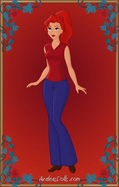 Cinnamon Roni, Pepper Roni's granddaughter by AlphaGirl404