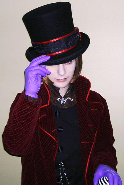 Costume Ideas For Willy Wonka Willy Wonka Costume 3 by