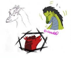 Random Quachir and Ryu by Quachir