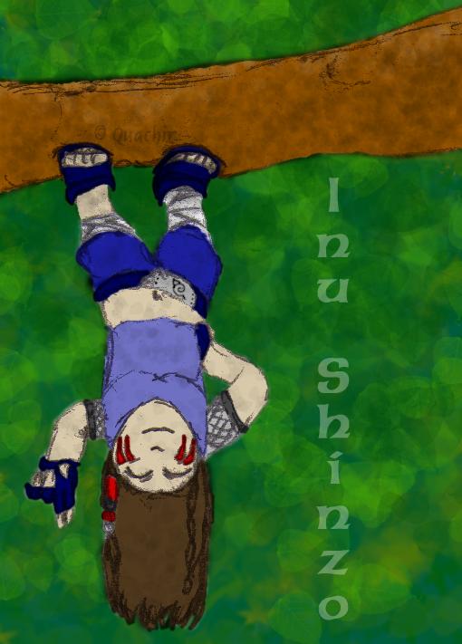 Shinzo Inu Hanging Around by Quachir