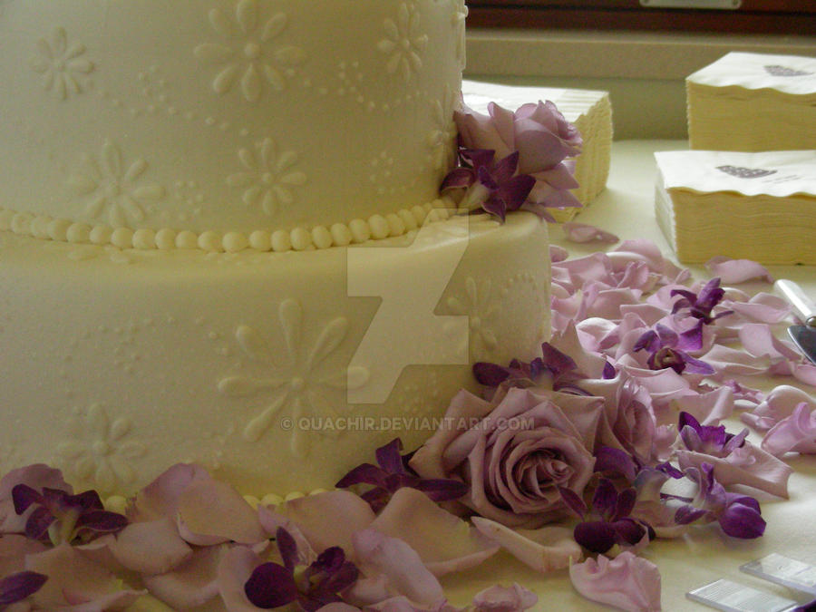 Wedding Cake Decorations 2 by Quachir